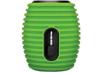 Philips SBA3011GRN/00 Portable Mobile/Tablet Speaker  (Green, 1 Channel)