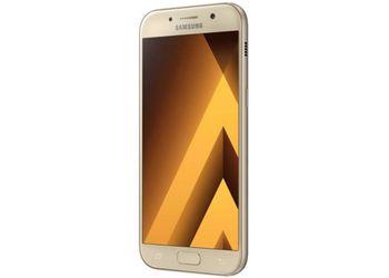 Samsung Galaxy A5-2017 (Gold Sand, 32 GB)  (3 GB RAM) (Unboxed)
