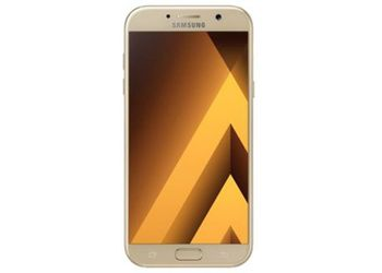 Samsung Galaxy A7-2017 (Gold, 32 GB)  (3 GB RAM)