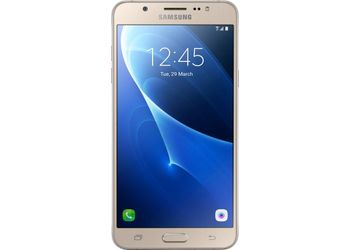 Samsung Galaxy J7 (16GB, Gold) (Unboxed)