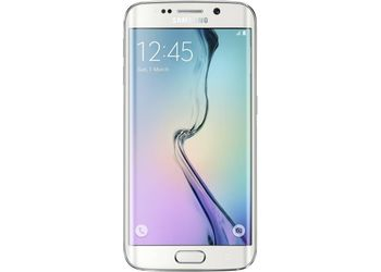 SAMSUNG Galaxy S6 Edge (White Pearl, 32 GB) (Unboxed)