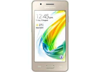 SAMSUNG Z2 (Gold, 8 GB) (Unboxed)