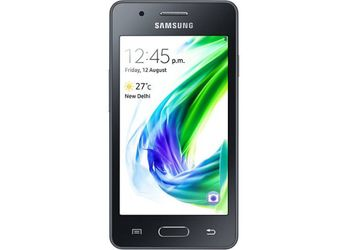 SAMSUNG Z2 (Black, 8 GB) (Unboxed)