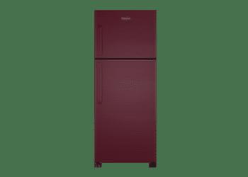 Whirlpool NEO FR258 CLS PLUS 2S Double Door Refrigerator - 245 L, Titanium/Wine Titanium