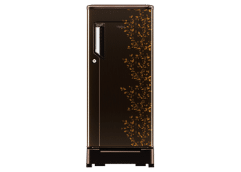 Whirlpool Ice Magic Powercool 185 L, 3 Star Direct Cool Refrigerator with Pedestal (185 Ltr) (GOLD IMPERIA)