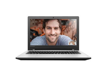 Lenovo Ideapad 300- 15ISK Core i5 6th Gen - (4 GB/1 TB HDD/DOS/2 GB Graphics) BMWQ28110RP 80Q700DWIN Notebook  (15.6 inch, SIlver, 2.3 kg) (Unboxed)