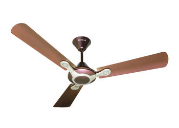 Havells Leganza 1200mm Decorative Ceiling Fan (Lavender Mist Silver)