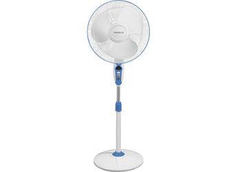 Havells 400mm Sprint LED Pedestal Fan Blue