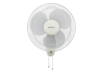 Havells 400 MM Swing Wall Fan Off White (FHWSWSTIVR16)