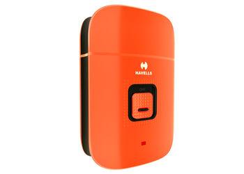 Havells PS7001 Rechargeable Pocket Shaver for Men (Orange)
