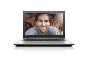 Lenovo IdeaPad 310 80SM01EUIH 15.6-inch Laptop (6th Gen Core i3-6006U/4GB/1TB/DOS/Integrated Graphics), Silver