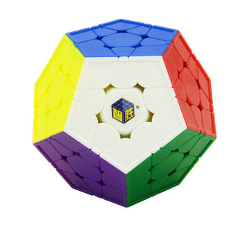 YuXin Megaminx Stickerless