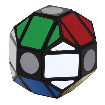 Lanlan Dodecahedron Paint Mask Black