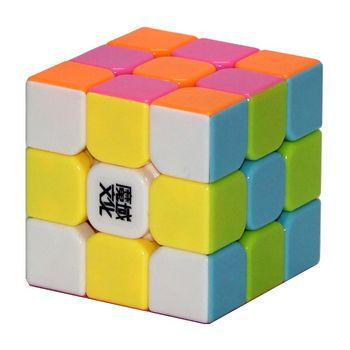 MoYu AoLong mini 3x3 Stickerless Pink