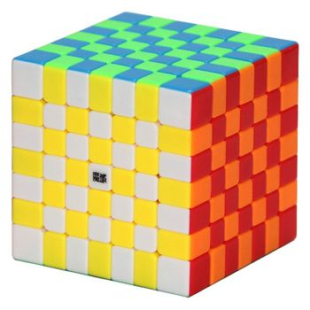 MoYu Cubic AoFu GT 7x7 Stickerless Bright