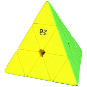 QiYi QiMing Pyraminx Stickerless