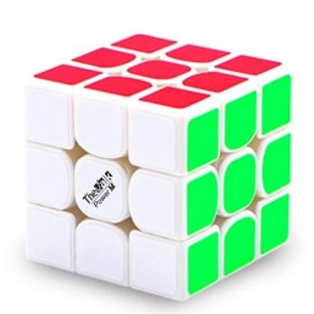 QiYi Valk 3 Power M 3x3 White