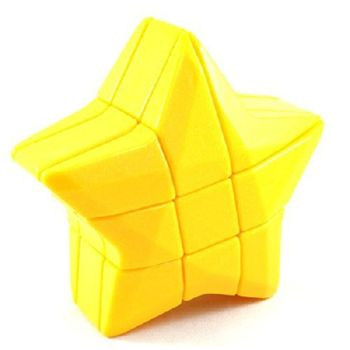 YJ Star cube Yellow