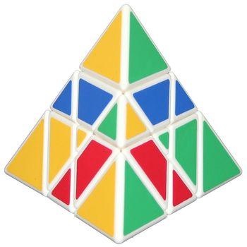 YJ Tower Pyraminx White