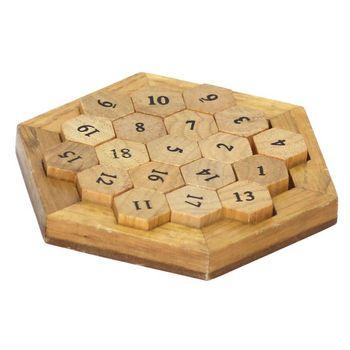 Cubelelo 3D Wooden Sudoku Puzzle