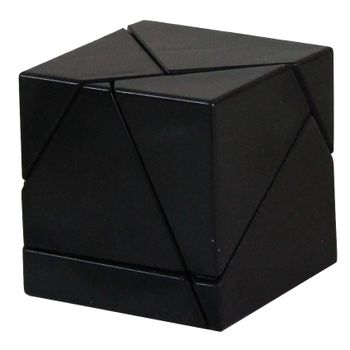 FangShi LimCube 2x2 Ghost Cube Black