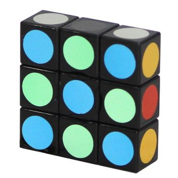 LanLan Super Floppy 1x3x3 Black