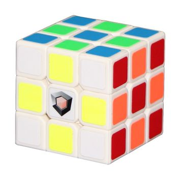 Lubix MoYu WeiLong mini 3x3 54.5mm White