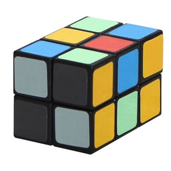 Magic Cube 2x2x3 Black