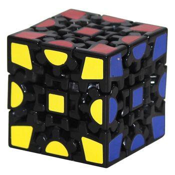 Cubelelo 3x3 v1 Gear Cube Black