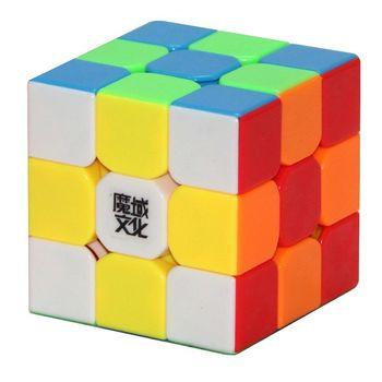 MoYu HuaLong 3x3 Stickerless Bright