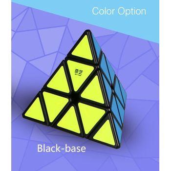 QiYi QiMing-A Pyraminx Black