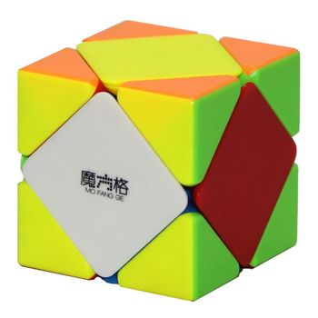 QiYi MoFangGe SkewB (Stickerless)