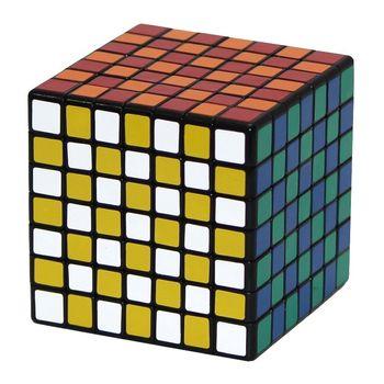 ShengShou 7x7 Cube Black