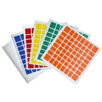 Shengshou 8x8 Sticker set