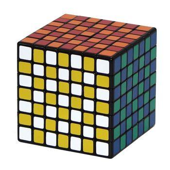 ShengShou LingLong 7x7 mini Cube Black