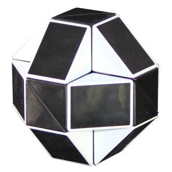 ShengShou Rubiks Snake Black/White
