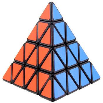 Shengshou Kilo Pyraminx 4x4 Black