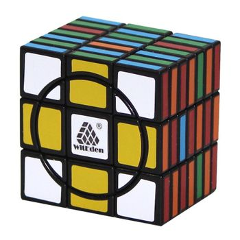 WitEden Super Crazy 3x3x7 Black