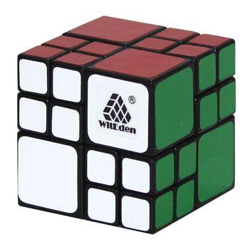 WitEden AI Bandaged Cube Black