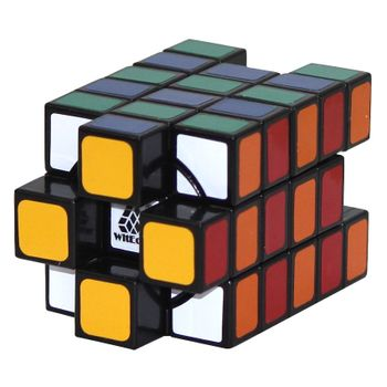 WitEden Super (Crazy) 3x3x5 Black