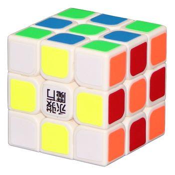 YJ ChiLong 3x3 White