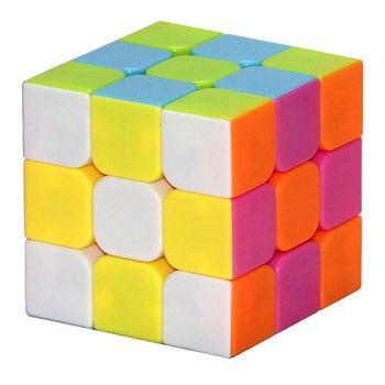 YJ GuanLong 3x3 Stickerless Candy