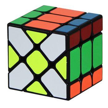 YJ YiLeng Fisher Cube v2 Black