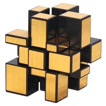 Yuxin ZhiSheng Mirror Cube Golden