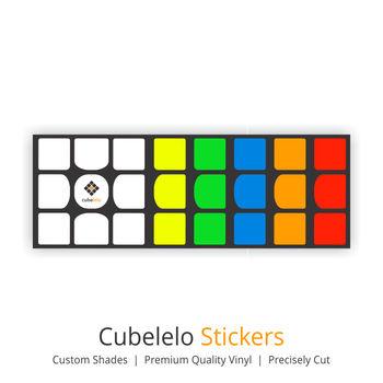 Cubelelo 3x3 YuXin Little Magic Stickers
