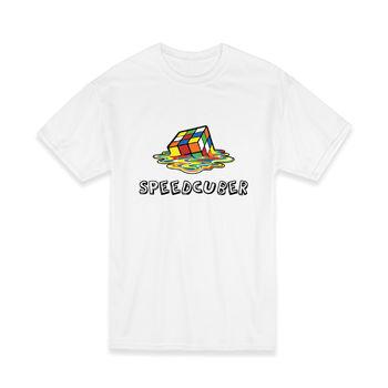 Cubelelo Speedcuber T-Shirt (White)