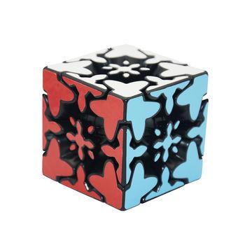FangCun Rapid 3x3 Mixup Gear Cube Black