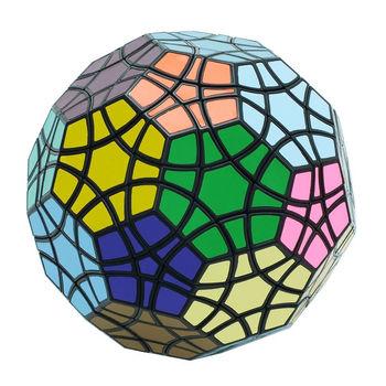 VeryPuzzle New Tuttminx Black