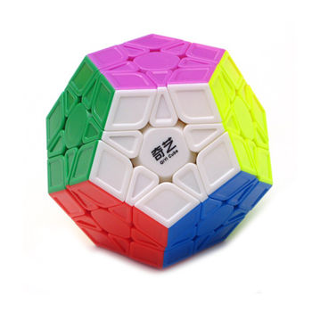 QiYi QiHeng S MegaMinx Stickerless (Sculpture)