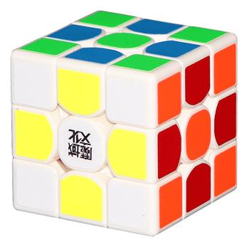 MoYu WeiLong GTS 3x3 White